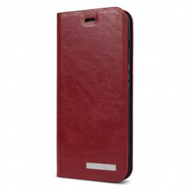 Flip Cover Doro 8040 - Rouge